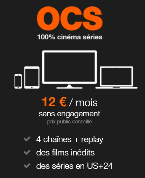 orange cinema series