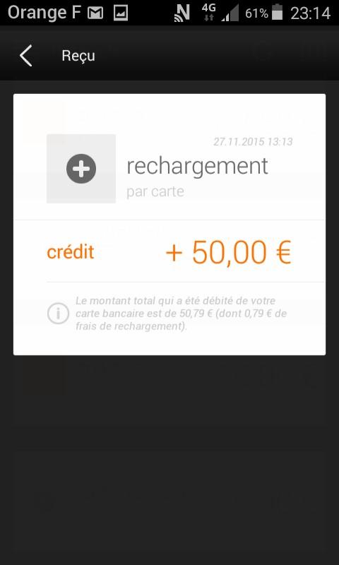 orange cash payer avec son mobile en magasin et en ligne. Black Bedroom Furniture Sets. Home Design Ideas