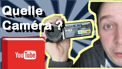 camera youtube pas cher