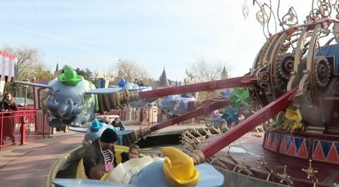 attraction dumbo
