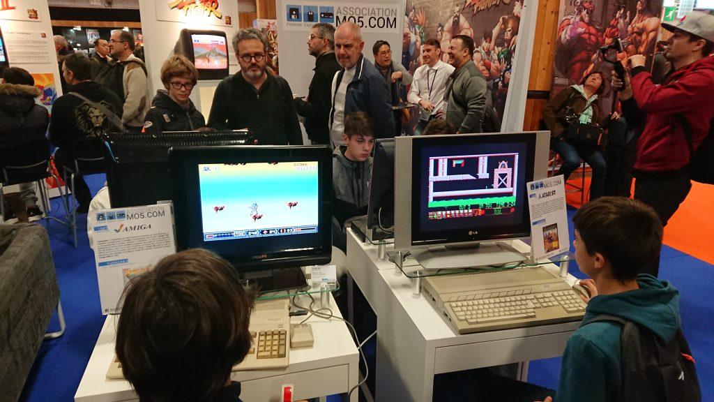 Ataris ST et Amiga