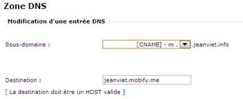 DNS Mobify