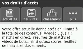 Droits Ligue 1
