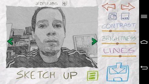 effet-sketchup-paper-camera