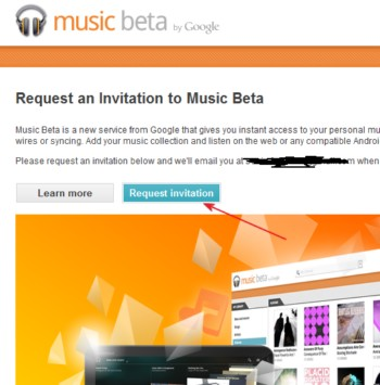 Invitation Music Beta