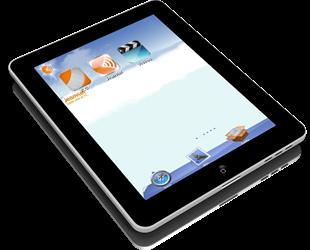 Jeanviet sur iPad