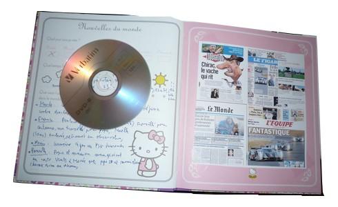 Livre DVD de naissance