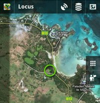 application locus