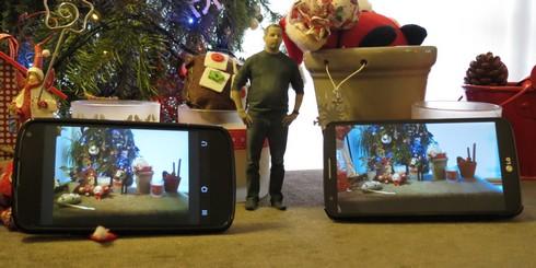 LG G2 vs Nexus 4