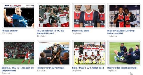 Photos Joueurs PSG