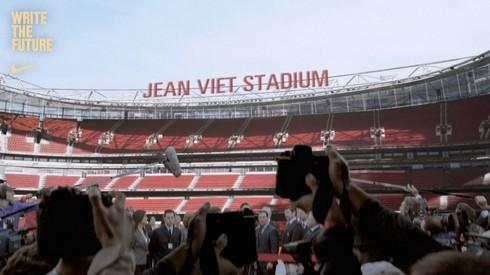 Un stade à ton nom