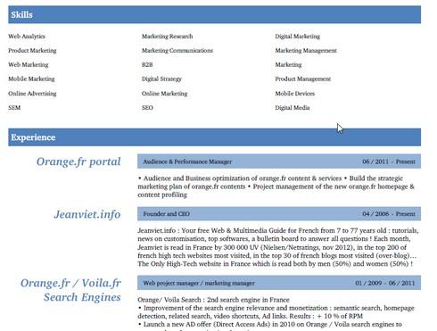 CV en Anglais : 10 conseils pour améliorer son profil LinkedIn