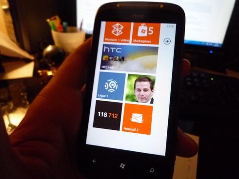 Test Windows Phone 7